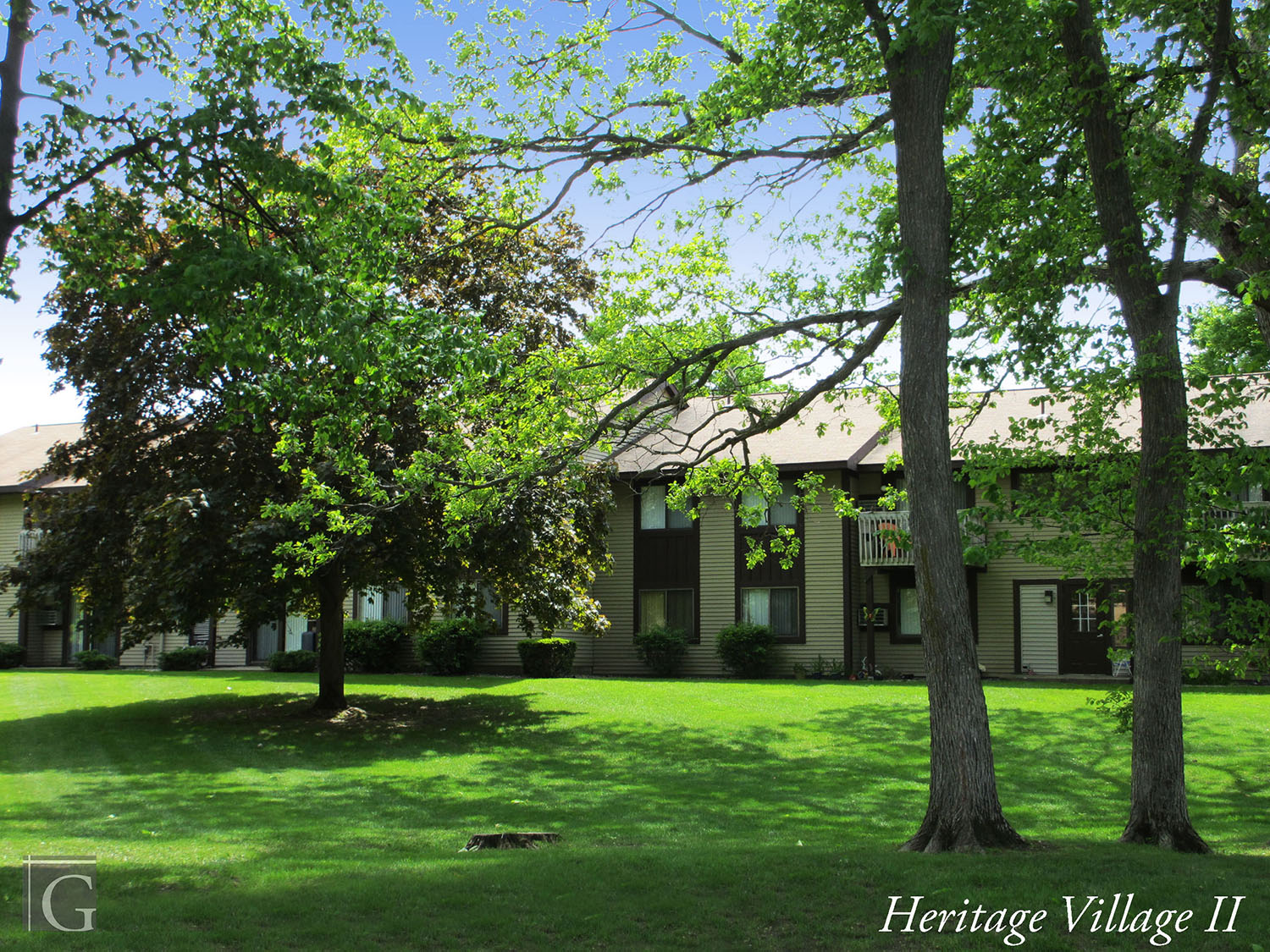 Heritage Village Apartments Wayland Mi