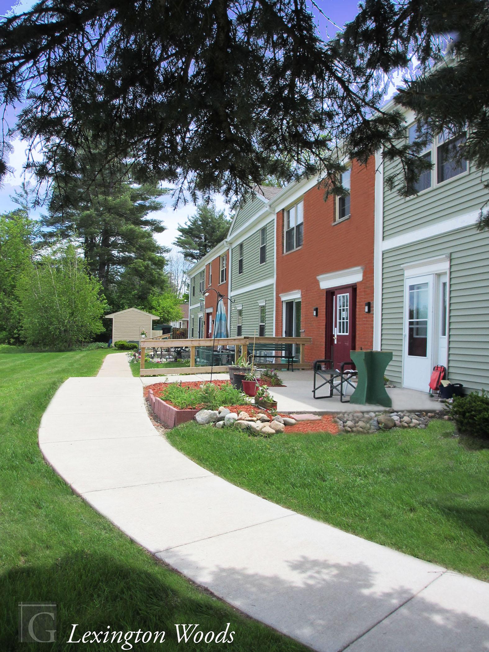 Lexington Woods Apartments