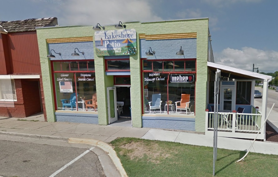 Lakeshore Patio