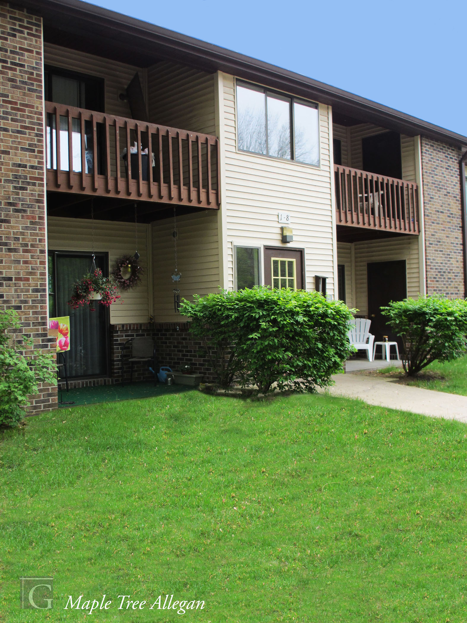 Maple Tree Apartments in Allegan