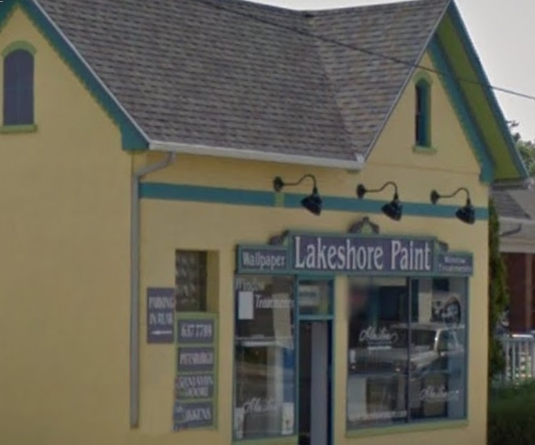 Lakeshore Paint
